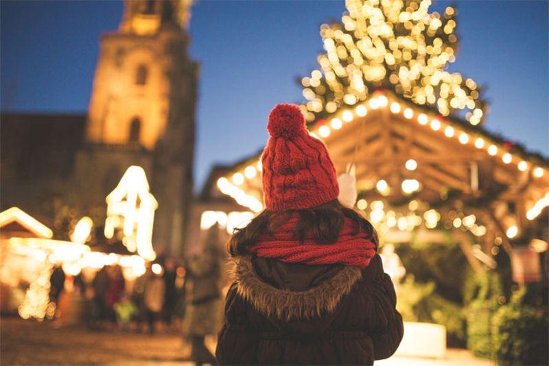 Weihnachtsmarkt Heilbronn.Weihnachtsmarkt Lädt Zum Bummeln Ein